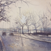 Chelsea Embankment