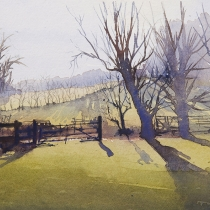 Kentish landscape