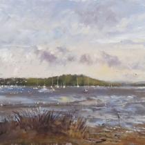 Low tide Mudeford